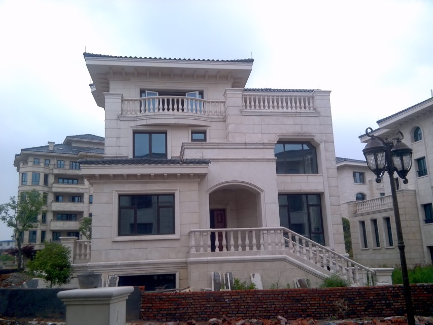北苑小小院别墅急卖了1220你还在等南郊别墅高层西安图片