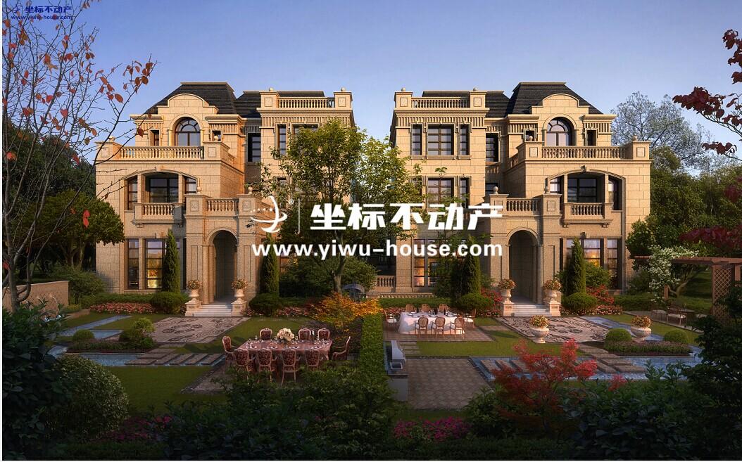 浙江义乌农村别墅