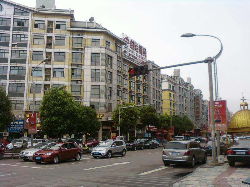 义乌城市风景租房