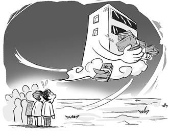 假楼盘骗2.7亿牵出4大潜规则 透视房地产诈骗