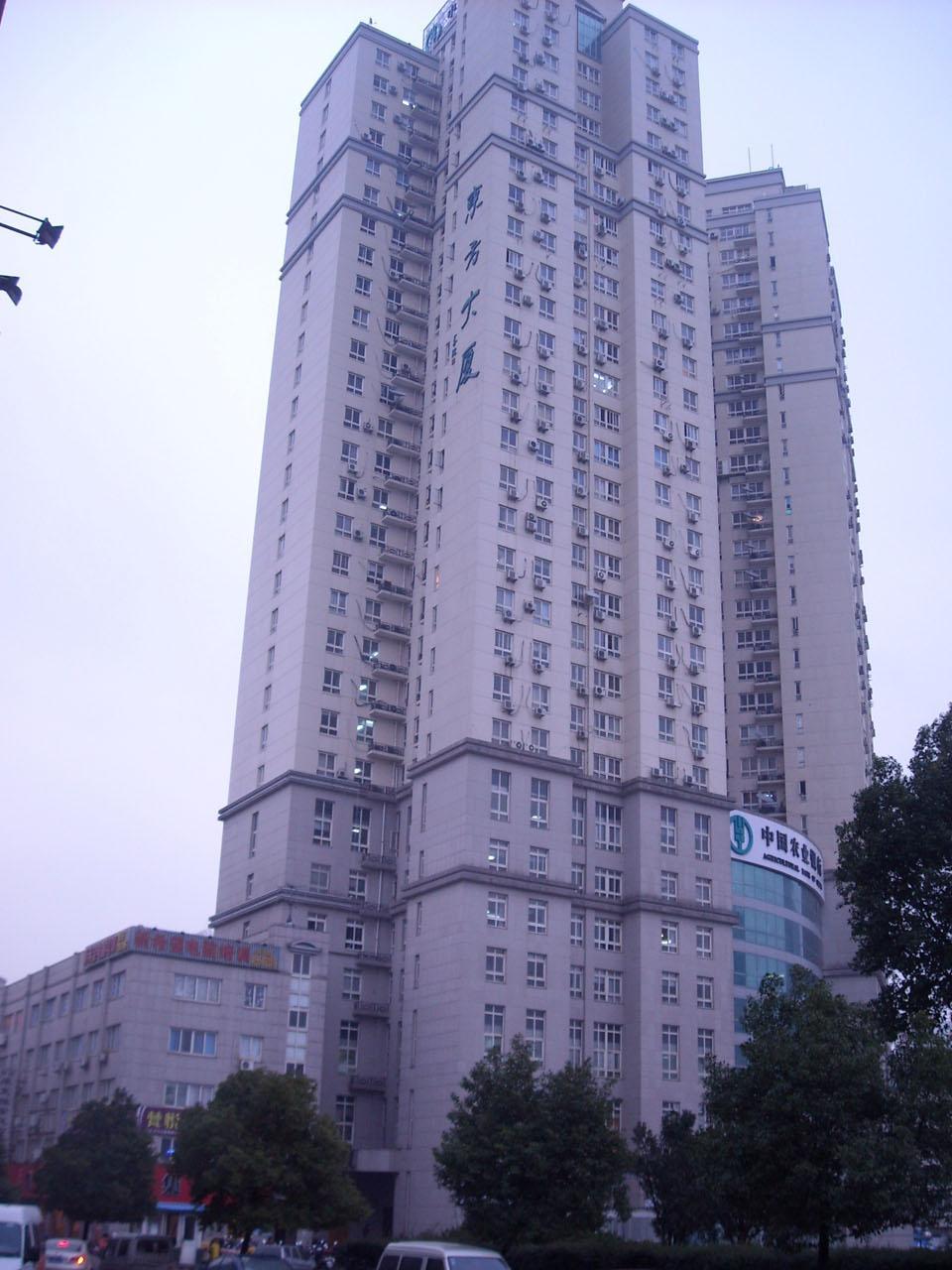 景观义乌 高层写字楼 东方大厦 唯一一处住宅性质的写字楼