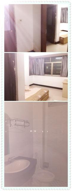 一室一卫(热水器、空调、光纤宽带接口)