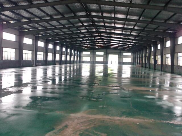 孝顺镇老虎山农厂钢结构厂房(金义大都市)