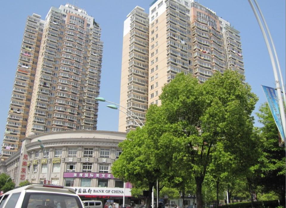 丹溪北路黄金地段,沿街垂直房占地2间95平,年租金50万超值