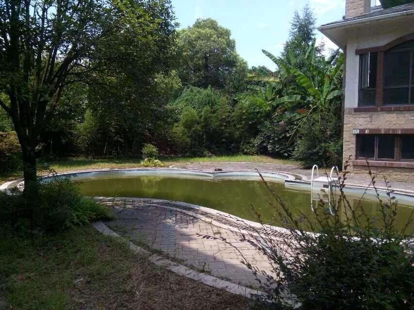 海德带泳池别墅,花园2亩.占地1500平米,义乌5年内最低价