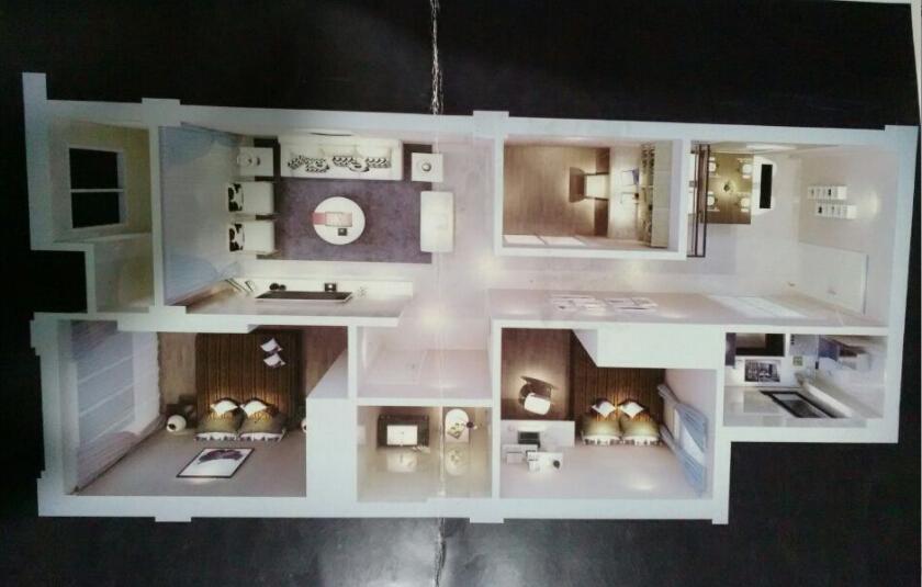 【200%真房】 适合居住 三室精装修 可按揭 居家首选