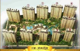 欧景名城266平3层楼中楼使用面积700平只需528万带花园