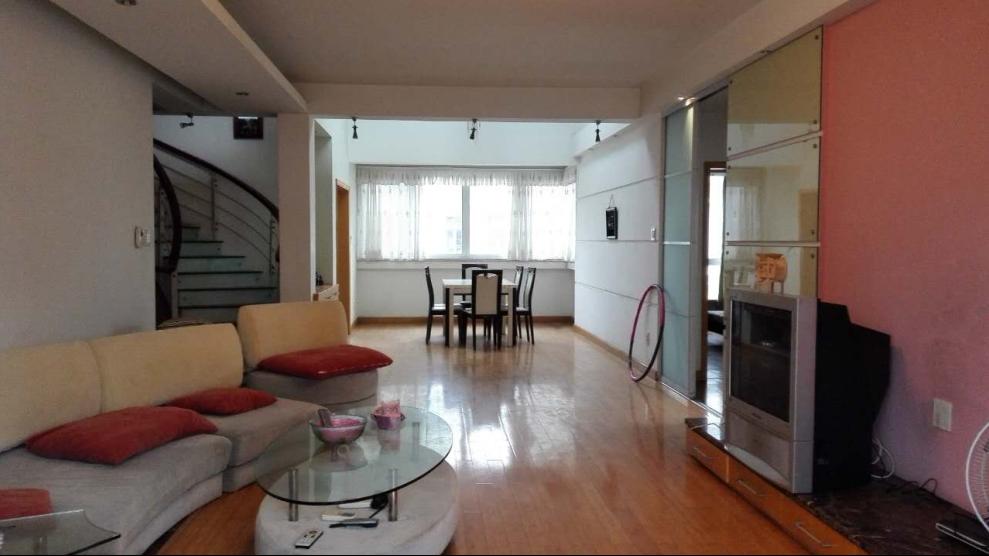 9丹溪五区 最高级的享受 5室2厅260平米大套楼中楼