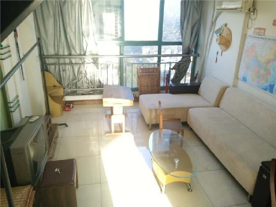 现代公寓拎包入住41.39平75万