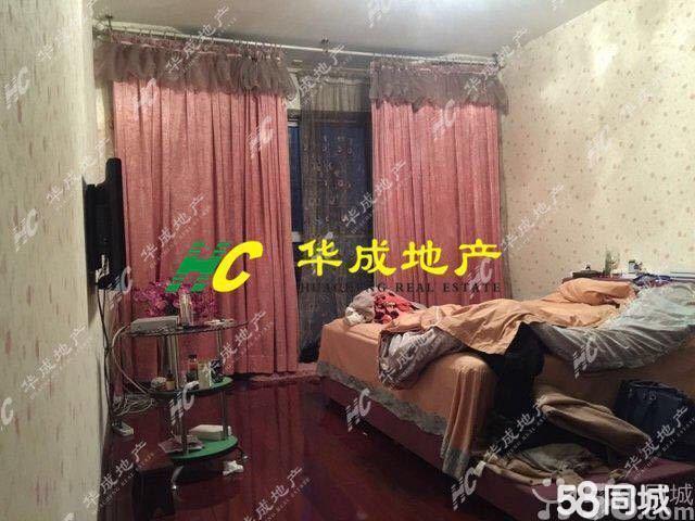 【华成地产】银河湾 204万  精装修,阔绰客厅,超大阳台,