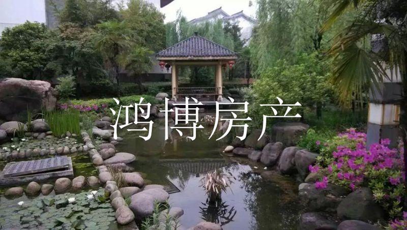【鸿博--水木清华】大边栋 靠近绿化带 满目青翠 采光极好