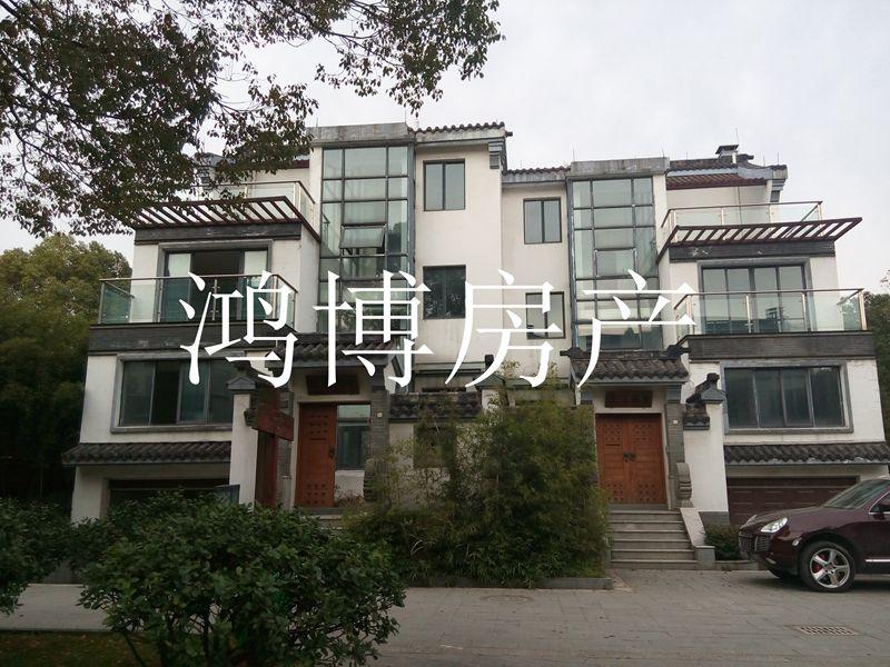 【鸿博--水木清华】双拼别墅 沿湖 一览无限江景 大户型