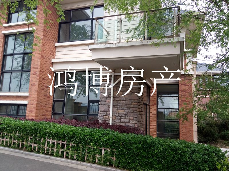 【鸿博--西景园双拼别墅】大户型320平 送大花园 448万