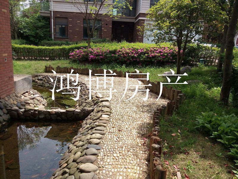 【鸿博--西景园独栋别墅】主路旁 好位置 大花园 仅899万
