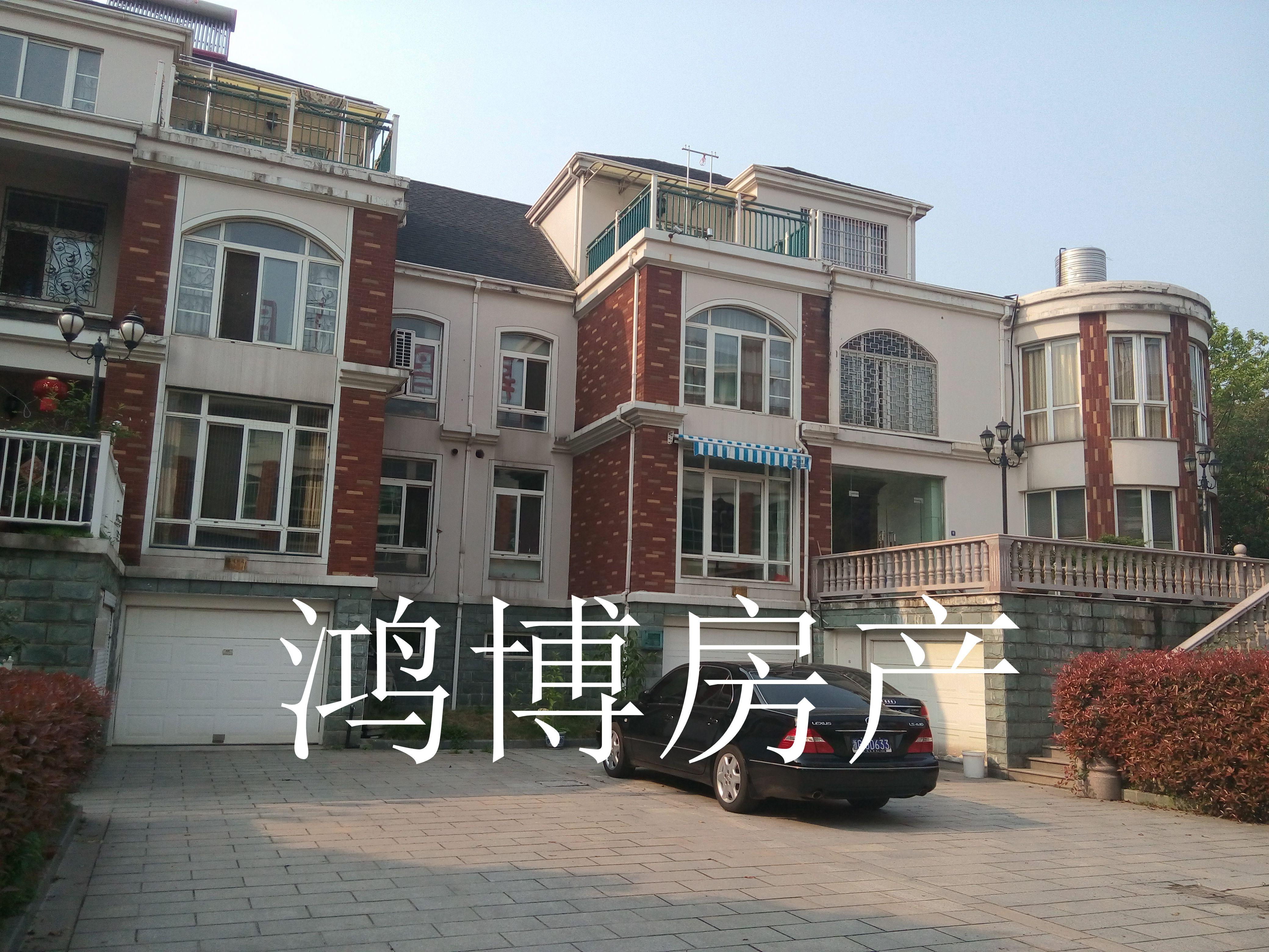 【鸿博--嘉鸿华庭】市中心江景排屋 顶级富豪区 仅此一栋在售