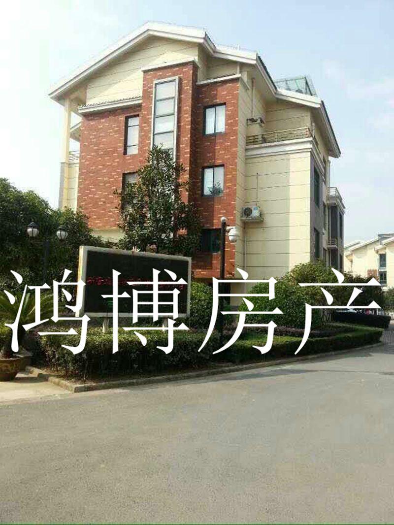 【鸿博--幽香庭院排屋】四联排 最大平方满二省税 仅380万