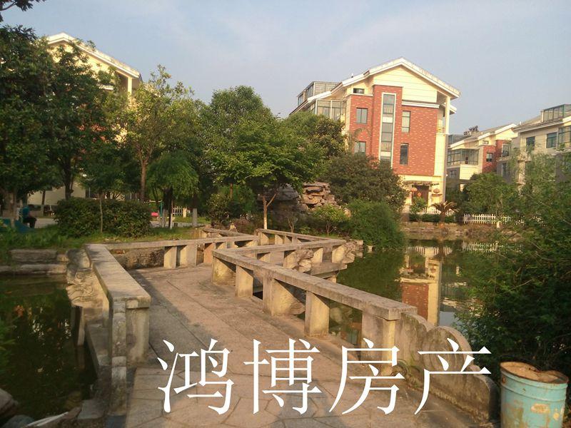 【鸿博--幽香庭院别墅】稀缺精装修 双拼大平方、送大花园