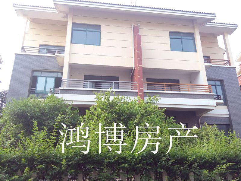 【鸿博--幽香庭院别墅】东边栋 最大平方 小区中间 纯毛坯