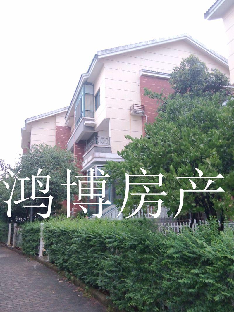 【鸿博--幽香庭院别墅】双拼东边栋 最大平方 最高入住率区域