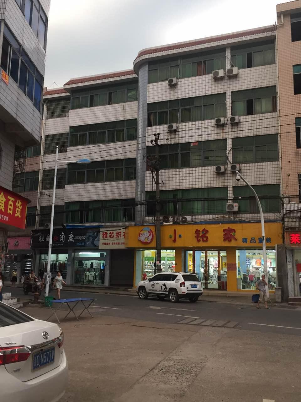 大陈镇镇中心商铺大楼出租