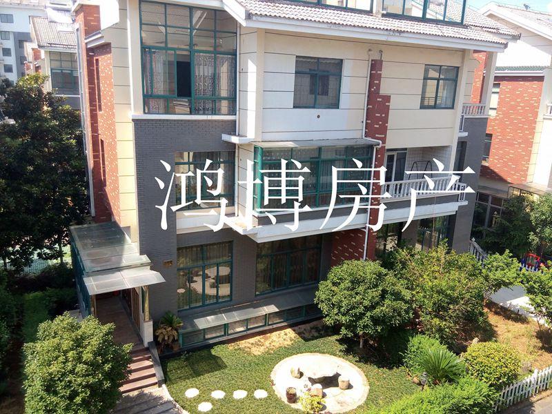 【鸿博--幽香庭院排屋】小区最大平540平 最低价格255万