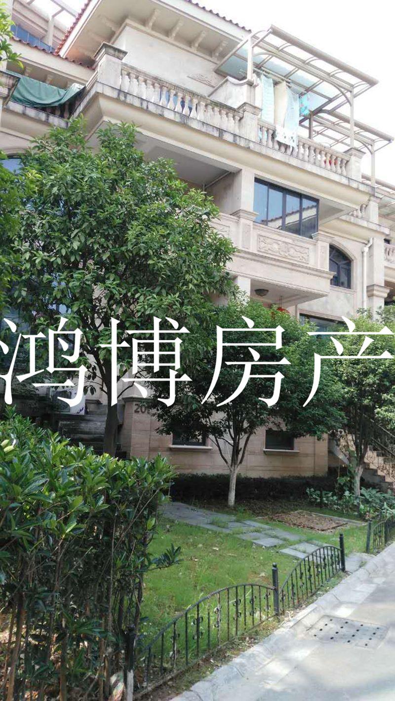 【鸿博--星城广场排屋】更名 小区最低价618万 安静位置