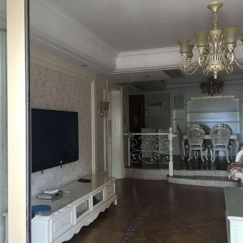 欧景名城 9500元 3室2厅2卫 精装修,绝对超值,免费看
