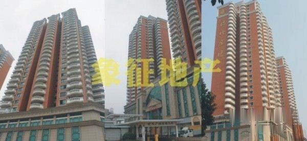 象征不动产江东时代广场铂金铭座168平中装204万