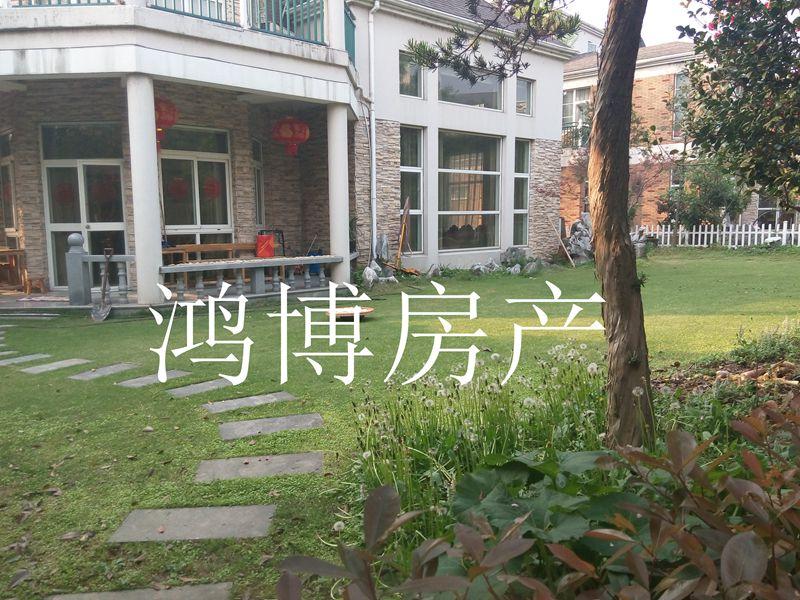 【鸿博--嘉鸿华庭】景观独体别墅 市场稀缺 仅此一栋在售