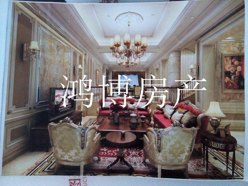 【鸿博--江东星城广场】唯一可更名、免税排屋在售 欧景绿城