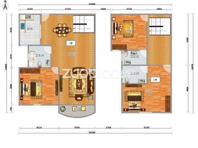 世纪公寓性价比zui高的一套
