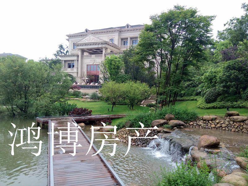 【鸿博--绿谷云溪】超大花园210平 更名免税 还是东边栋
