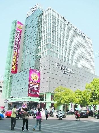 银泰,义乌之心,边上,北门街垂直楼,占地110平,年租70万