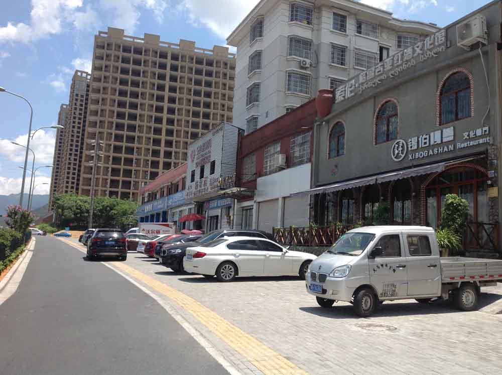 东洲3间店面垂直房2层精装修适合电子商务开店