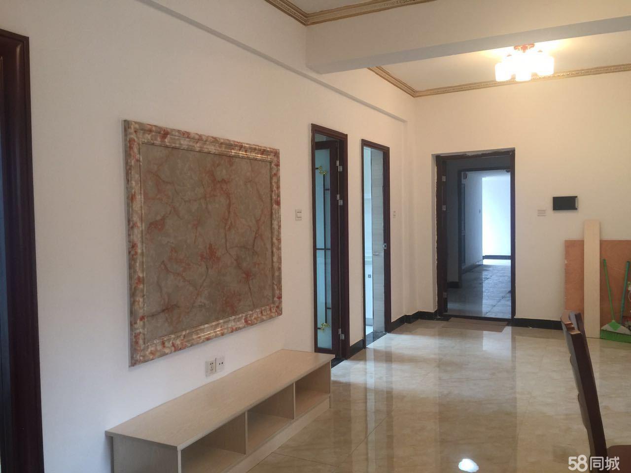 江东街道 和欣花园 3居室 精装修 全新首次出租 年付