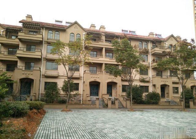 金义都市傅村镇都市豪园大排屋297平前后带花园只需137万
