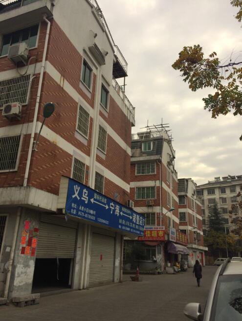 义乌市永胜小区59幢6单元4楼出租,适合办公