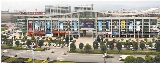 东阳电商园,多种户型电商企业有政府优惠补贴