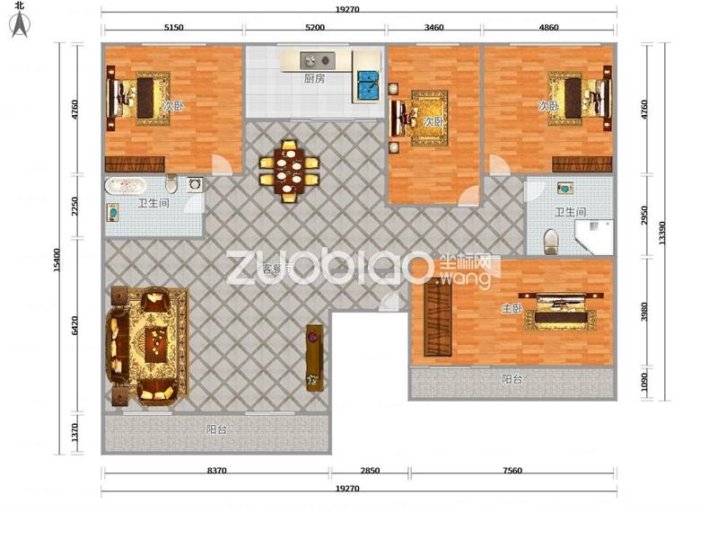 宾王学区大四居,性价比非常高,黄金楼层,房东非常诚信出售