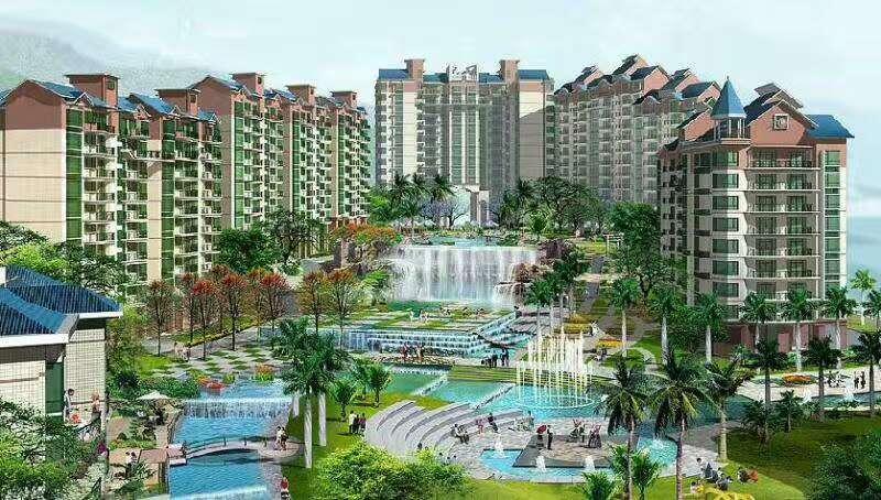 东方之星,楼中楼3层实用带超花园一口价320万