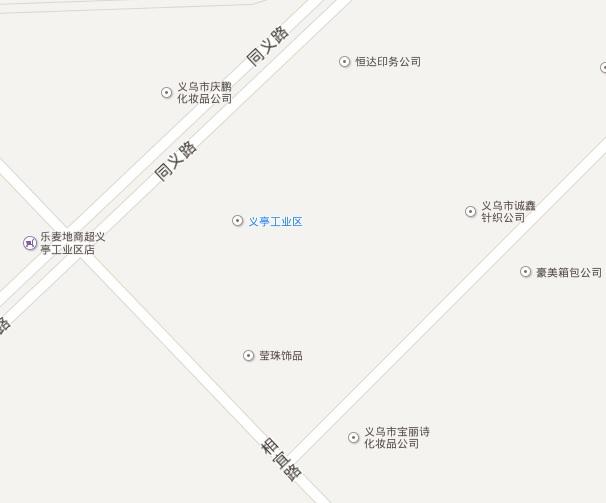 义亭工业区 新大厂房 印染车间出租