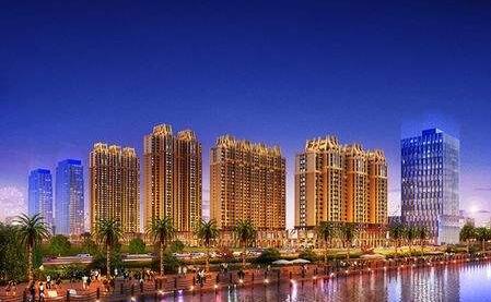 【万达广场】一线江景房101平两室两厅 市场低价