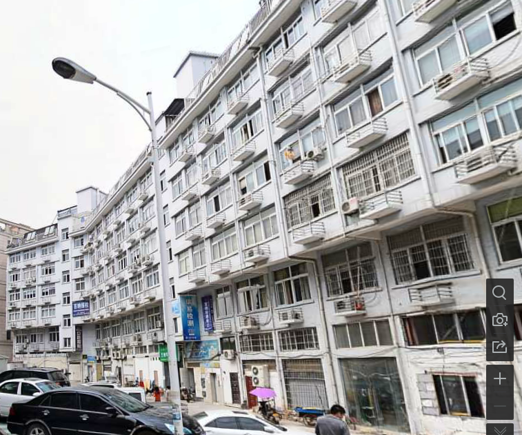 【福田公寓】清爽装修交通便利 小面积学区房总价低 挂学区神器