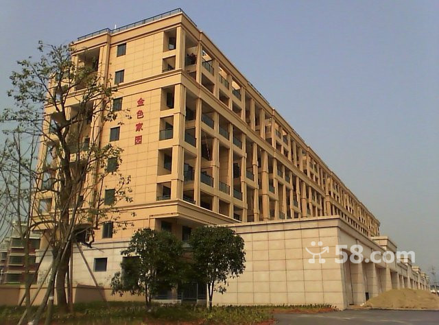 金色家园123平三室豪华装修 证齐满二 只要160万急售