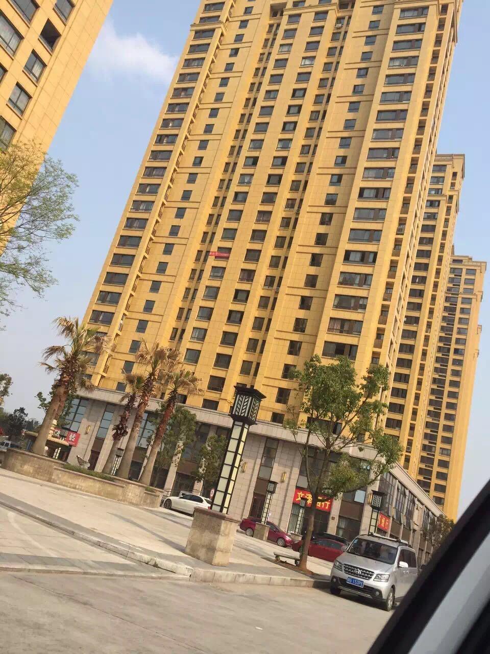 上城家园(西城广场)142平边套108万.108平中装78万