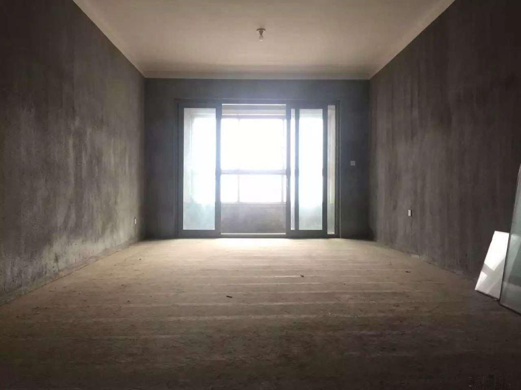 紫荆公寓104平毛坯房50万朝别墅观景房房诚心出售看房随时