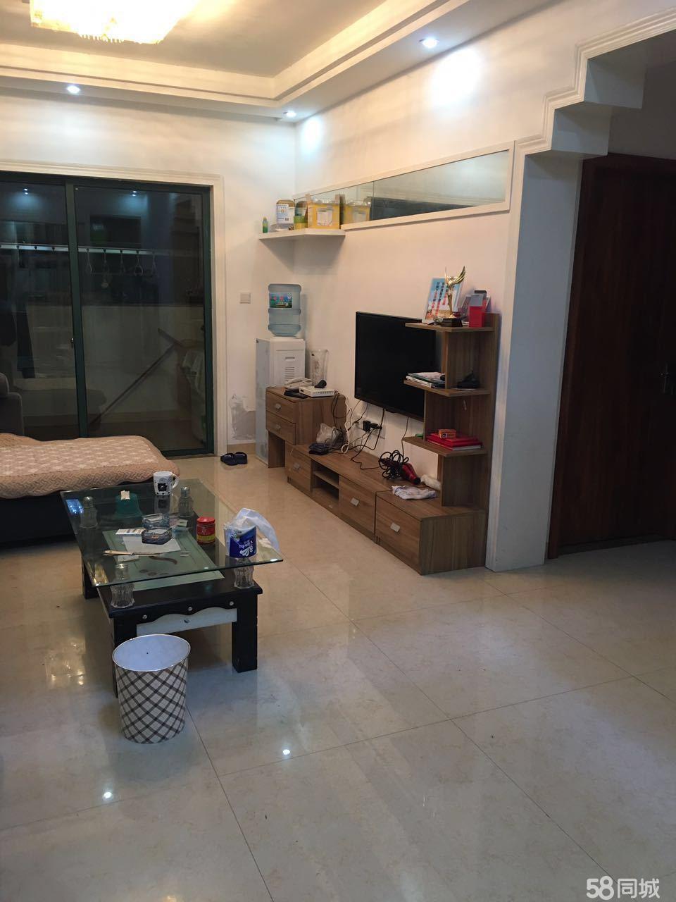 紫荆公寓精装修证齐满二边套随时看房