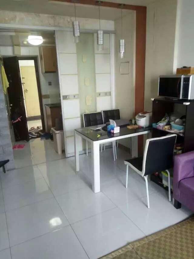 世纪公寓123平带大露台 香山小学绣湖中学学区