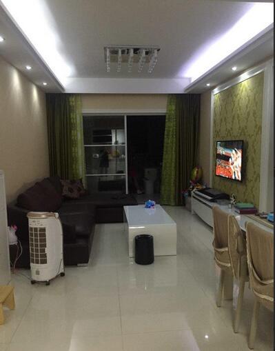 紫荆公寓96平 精装修 家具家电全送 证齐满二省税费