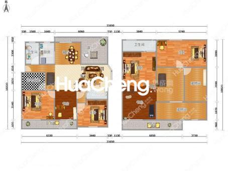 新鲜房源【丹溪一区】顶楼213平车库40平满二东边套房东诚售